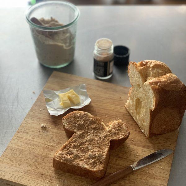 食パンで簡単!「シナモンロール風トースト」レシピ