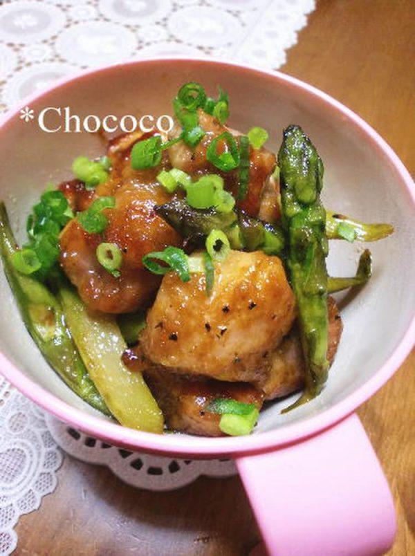 鶏もも肉のマヨ焼き by:chococoさん