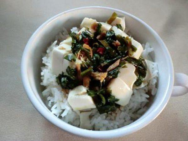 自家製ソースで豆腐丼 by:CatherineSさん