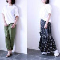 定番こそ更新しよう!Uniqlo Uのメンズ「白Tシャツ」着回しコーデ3例