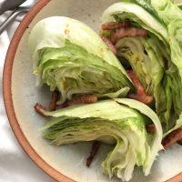 しなびたレタスがシャキッと復活!簡単「バリバリレタスのサラダ」