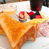 """【大阪】朝の""""食べたい""""が全部入ってる!おしゃれなカフェモーニング@RETTE"""
