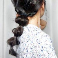 広がる、うねる…梅雨の髪スッキリ!ころんと可愛い「玉ねぎヘア」アレンジ術♪