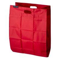 レジ袋有料化直前!ハンカチ並みに折り畳めるエコバッグ「ポケットスクエアバッグ」