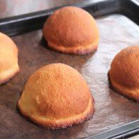香ばしいクッキー生地に感動!こねないパンだから簡単「スイートブール」