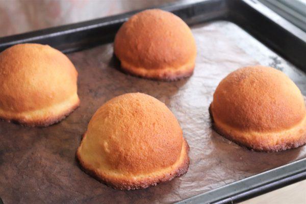 香ばしいクッキー生地がたまらない…!こねずに簡単「スイートブール」