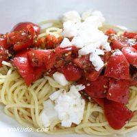 蒸し暑い朝にぴったり♪簡単「トマト×冷たい麺」レシピ5選
