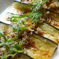 ご飯がすすむ!夏の鉄板「ごま油×ナス」朝食&お弁当レシピ5選