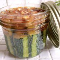 酸味×辛さにやみつき!簡単「きゅうりのピリ辛酢漬け」の作り置き