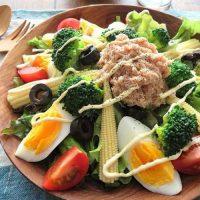 おいしくダイエット!レパートリーに加えたい「朝サラダ」レシピ5選