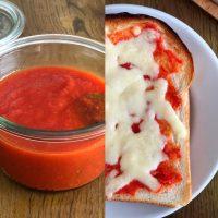 意外と簡単!トーストアレンジも極旨「手作りトマトケチャップ」