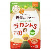 おいしく糖質コントロールOK♪カロリー0の自然派甘味料「ラカントS」