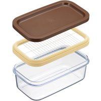 包丁いらずで楽ちん!機能的で使いやすい「保存ができるバターカッター」