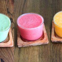 朝の体に栄養チャージ!お悩み別「3色スムージー」簡単レシピ♪