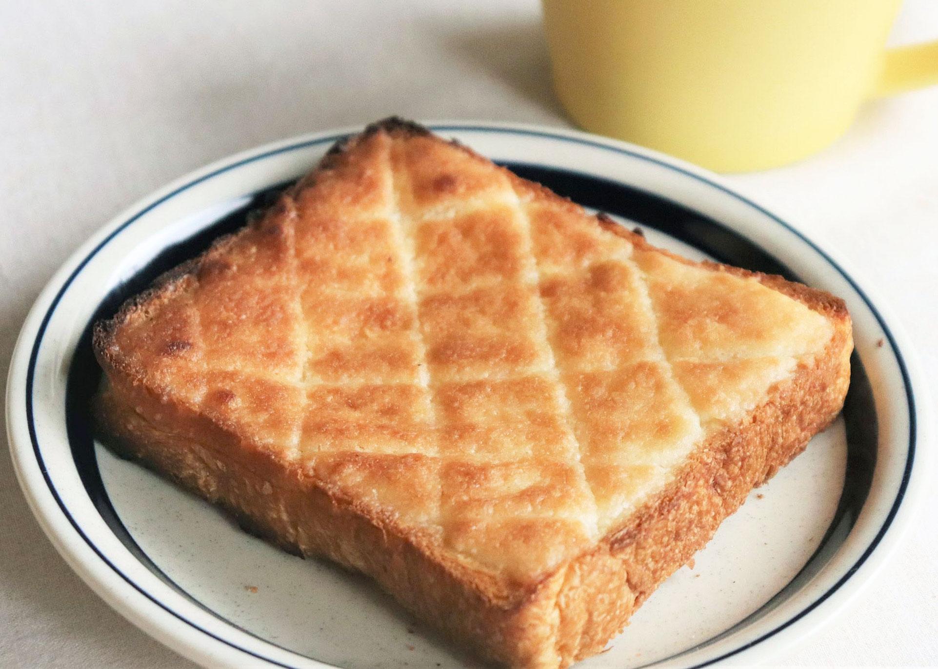 トースト メロンパン