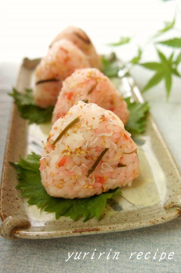 梅と生姜の炊き込みごはん by:ゆりりんさん