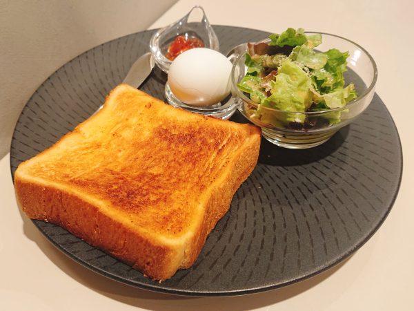 【大阪】駅直結!厚切りトーストの王道モーニング@金星パスタカフェ