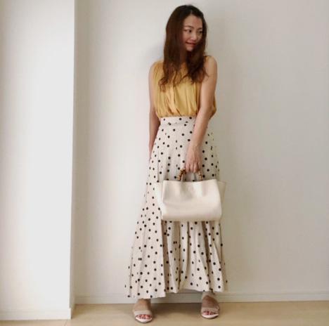 寺嶋めぐみさん_女子会ファッション