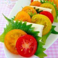 暑い夏に食べたい紅白コンビ☆「トマト×豆腐」簡単レシピ5選