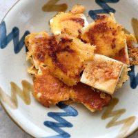 のせて焼くだけで超簡単!お弁当にも便利な「はんぺんチーズ」