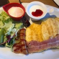 【新宿】new!緑を眺めながらゆったり朝ごはん@むさしの森Diner 【vol.214】