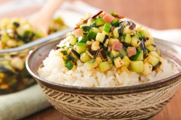野菜がたっぷり!ご飯が進む夏の作り置き「山形のだし風」