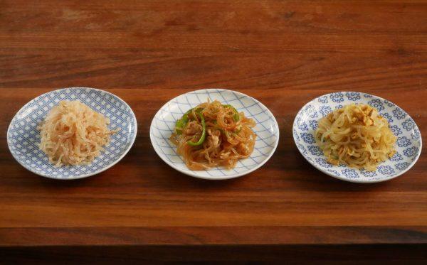 お弁当やご飯のお供に!簡単ヘルシー「しらたき」作り置きレシピ3つ