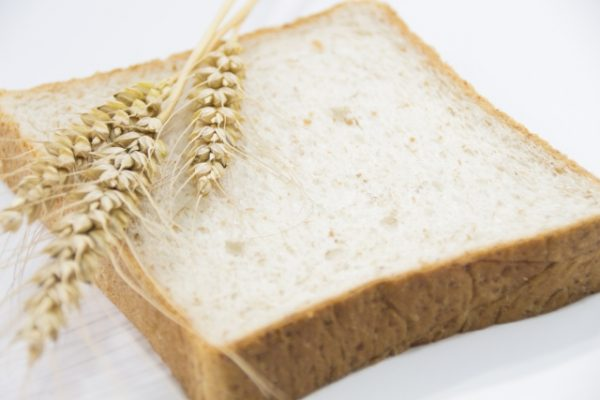 全粒粉の食パン