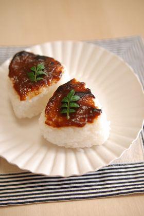 10分でできる「味噌焼きおにぎり」~簡単わくわく朝ごはん~ by:福田淳子さん