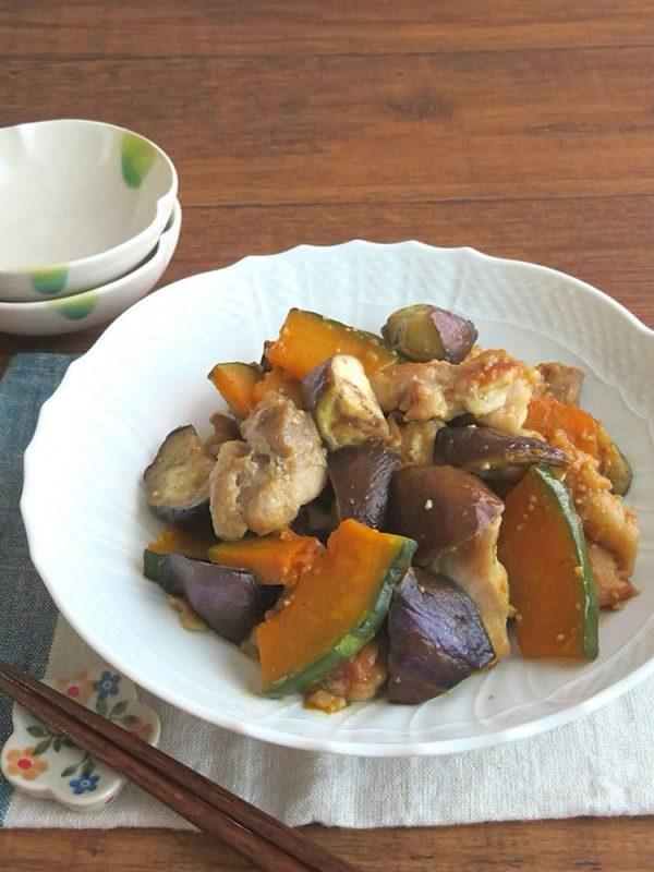 ごはんがすすむ☆チキンと野菜のバタポン炒め♪お弁当にも◎ by:kaana57さん