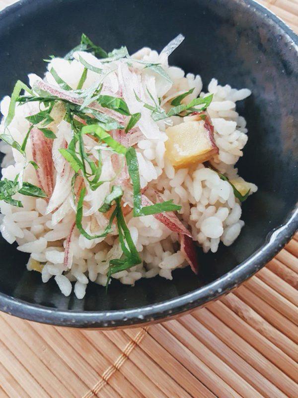 秋の炊き込みご飯 by:kayさん