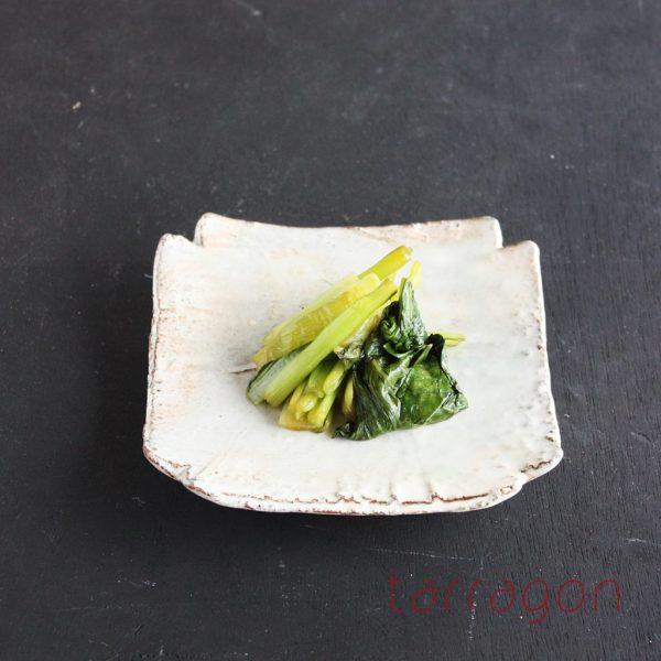 まるで野沢菜みたい!レンチンで簡単シャキシャキ「小松菜の即席漬け」♪byタラゴン(奥津純子)