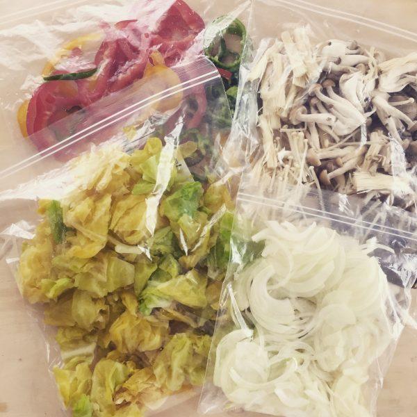 時短朝ごはんに欠かせない!ヘビロテ「冷凍カット野菜」3種byヤミー(清水美紀)