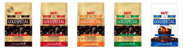 UCCゴールドスペシャル粉商品