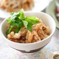缶詰を使えば楽ちん♪簡単「炊き込みご飯」レシピ5選