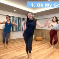 【朝3分で前向き◎】代謝をグッとUP!燃えやすい体を作る簡単ダンスエクササイズ
