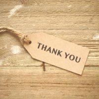 ピリオドorドットで意味が変わる!「No, thank you」と「No. Thank you」の違いとは