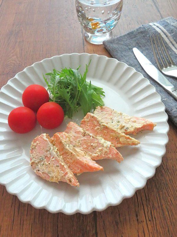 簡単☆お弁当にも◎鮭のマヨハーブ焼き by:kaana57さん