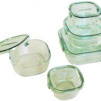レンジもオーブンもOK!ロングセラー保存容器「iwaki 耐熱ガラス パック&レンジ」