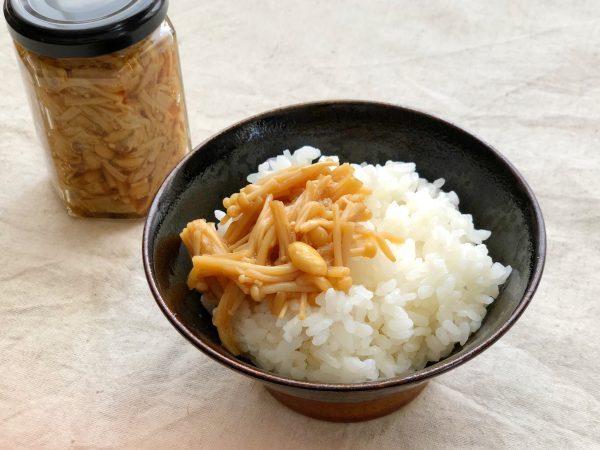 簡単でおいしいご飯のお供!お手軽「レンジなめたけ」 by:料理家 齋藤菜々子さん