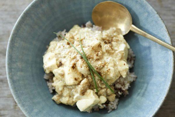 辛くないのにマーボー味!朝にぴったり「白い麻婆豆腐」 by:FOOD unit GOCHISOさん