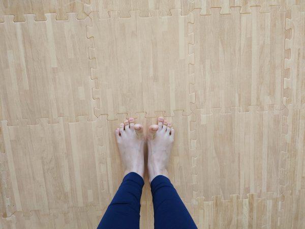 冷え対策だけでなく脳トレにもなる!?足指を動きやすくするトレーニング