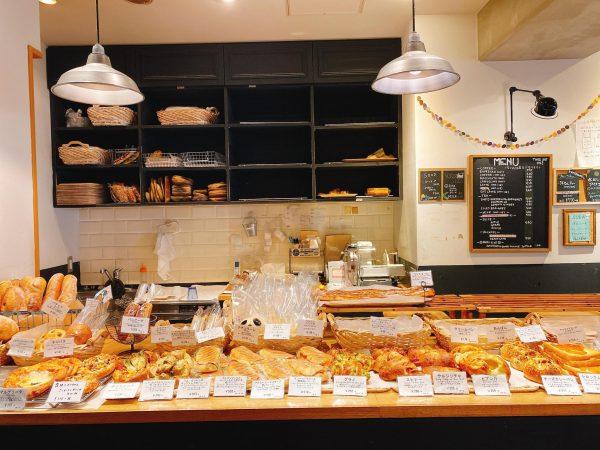 【都立大学】駅チカ!おいしい朝食が楽しめるパン屋さん「トレスパレンテ」