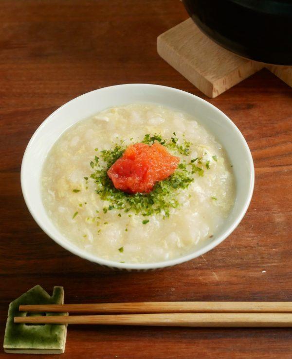 冷凍ごはんで簡単!あったかトロ~リ「とろろ雑炊」 by:料理家 村山瑛子さん