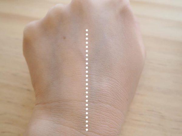 セザンヌ UVシルクカバーパウダー比較