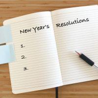もう決めた?「新年の抱負」にまつわる英語表現いろいろ♪