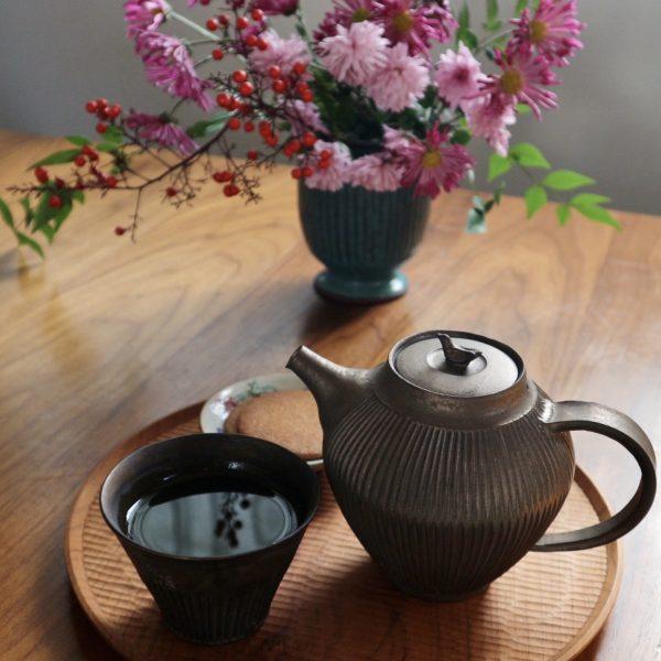 ようこさん_朝のお茶習慣