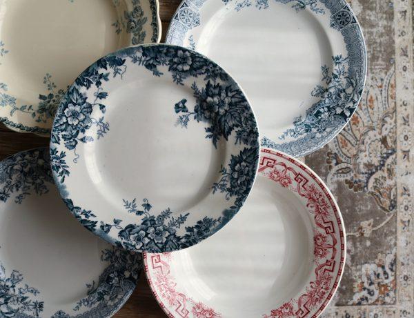めぐさん‗アンティークお皿