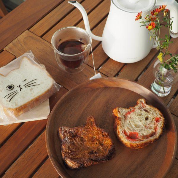 食べるのがもったい朝美人アンバサダー_「東京ねこねこ」の食パン
