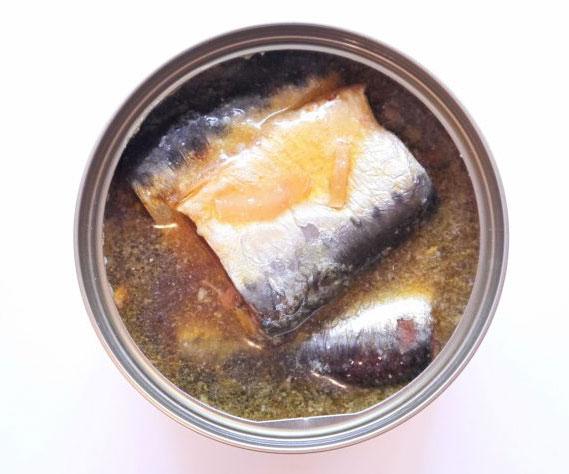 イワシ缶詰